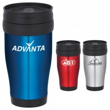 Madison Travel Tumbler | 16 oz