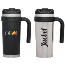 Cayman Vacuum Insulated Mug | 16 oz