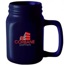 Custom Logo Ceramic Mug | 16 oz