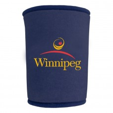 Blue Deluxe Neoprene Can Holder-19 Colors Available!