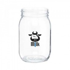 Glass Mason Jar | 16 oz