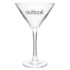 Clear Martini Glass | 10 oz