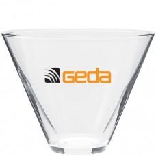 Vina Stemless Martini Glass | 13.5 oz