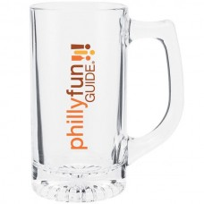 Glass Sport Mug | 13 oz