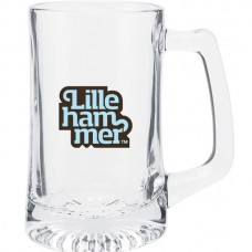 Glass Sports Mug | 15 oz