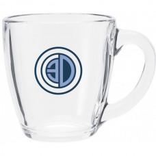 Tapered Glass Mug | 16 oz