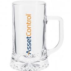 Maxim Glass Mug | 17 oz