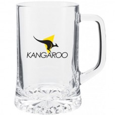 Maxim Glass Mug   21 oz