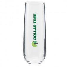 Vina Stemless Flute Glass | 8.5 oz