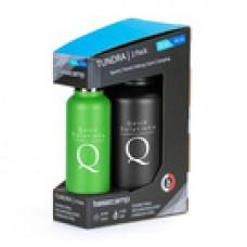 Green 20oz./64oz. Tundra 2-Pack Water Bottles
