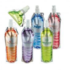 Hydra Flat Bottle | 18 oz