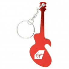 Guitar Bottle Opener Keychain