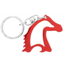 Red Horse Head Bottle Opener