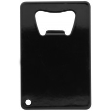 Black Credit Card Bottle Opener