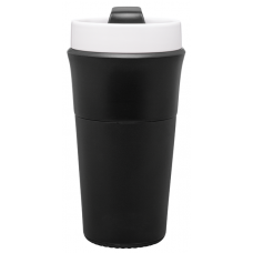 Black 12 oz Contigo Knox Ceramic Tumblers