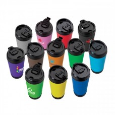 Printed Insulated Spill-Proof Mug | 17 oz