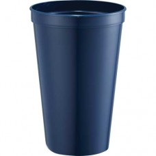 Navy Blue Rally Stadium Cup | 22 oz