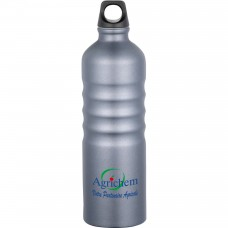 Gemstone Aluminum Promo Water Bottles | 25 oz