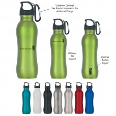Stainless Steel Grip Bottles | 25 oz
