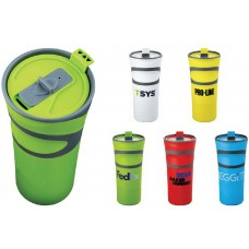 Groovy Double-Wall Tumbler | 18 oz
