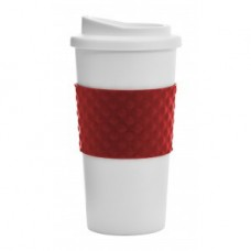 Red The Coffee Cup Tumblers