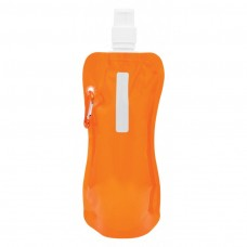 Orange The Sorento Water Pouch