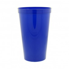 Blue 22 oz. Stadium Cups