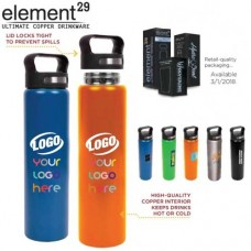 22 oz Element 29 Copper Insulated Bottle