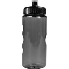 Black Mini Mountain - 22 oz. Tritan Bottles-Smoke