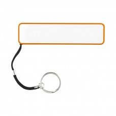 Orange Personalized Karera Power Bank