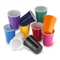 Reusable Plastic Party Cup | 16 oz
