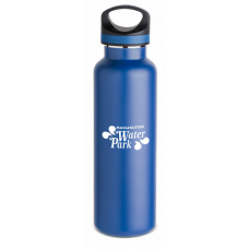 Blue 20 oz Tundra Vacuum Insulated Bottles