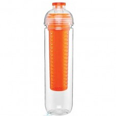 Orange H2Go Fresh Infuser Water Bottles | 27 oz