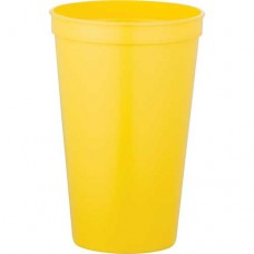 Yellow Rally Stadium Cup | 22 oz