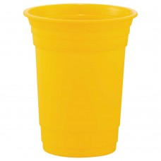 Yellow Party Stadium Cup | 16 oz