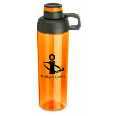 Orange 30 oz Zuma Double Opening Tritan Water Bottles