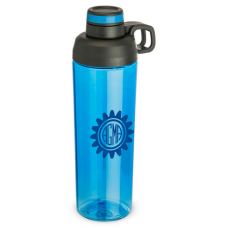 Blue 30 oz Zuma Double Opening Tritan Water Bottles