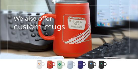 Rotunda Custom Mugs